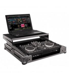 Flightcase voor DJ Controller + Laptop JV CASE