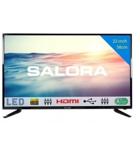 Salora Bente 22A2111 22inch LED FULL HD TV 230/12V
