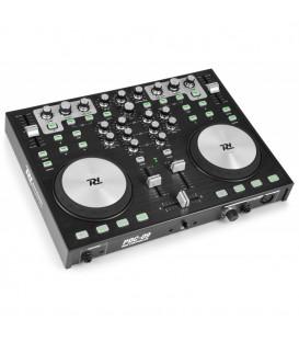 MIDI Controller met geluidskaart Power Dynamics PDC09