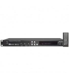 19'' DVD speler met CD+G en USB Karaoke Power Dynamics PDC150