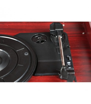Platenspeler Combo Retrolook Fenton RP150