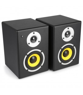 "Actieve Studio Monitor 4 "" 120watt Set 2 st. PDSM4"