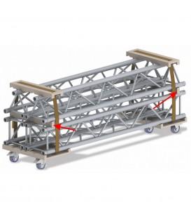 Quatro Trio Trolley Stack