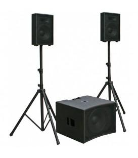 Actieve geluidsset JB Systems CPX-1510 FULL SET