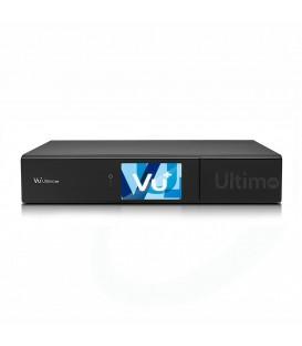 VU+ ULTIMO 4K TWIN TUNER DVB-S2 FBC + SSD 500GB