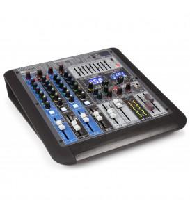 6-Kanalen Professionele Analoge Mixer PDM-S604