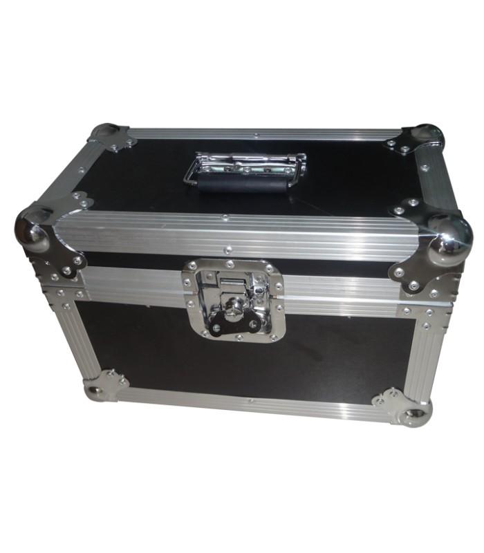 Flightcase Voor 2 Stuks Moving Head Afx Beamz Party Ibiza Fc2350