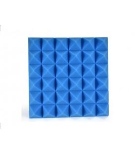 Flanders Studiofoam Sonopanel PYRAMID 30x30x5cm blauw