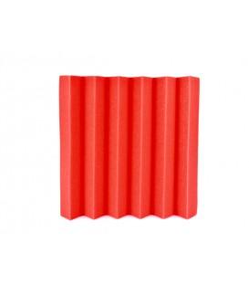 Flanders Studiofoam Sonopanel WEDGE 30x30x5cm rood