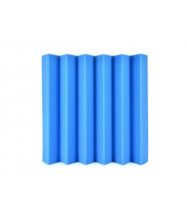 Flanders Studiofoam Sonopanel WEDGE 30x30x5cm blauw