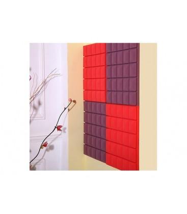 Flanders Studiofoam Sonopanel BLOCKS 30x30x5cm zwart