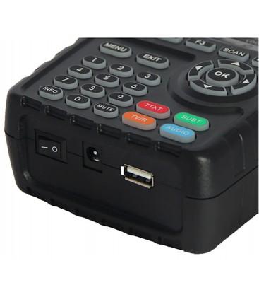 Satlink satmeter WS6916 DVB-S2 HD