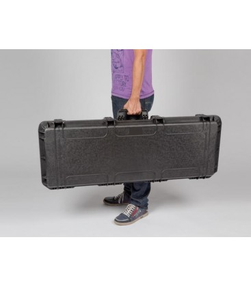 HARD CASE 110 Universele Flightcase 1177x450x158 met pluk-foam