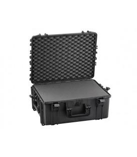 HARD CASE 54 Universele Flightcase 594x473x270 met pluk-foam