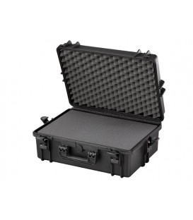 HARD CASE 50 Universele Flightcase 555x428x211 met pluk-foam