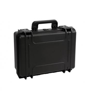 HARD CASE 43 Universele Flightcase 464x366x176 met pluk-foam