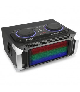 Partystation 200W LED-matrix Fenton MDJ120