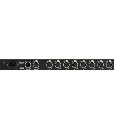 DMX Splitter / Booster 8-weg beamZ