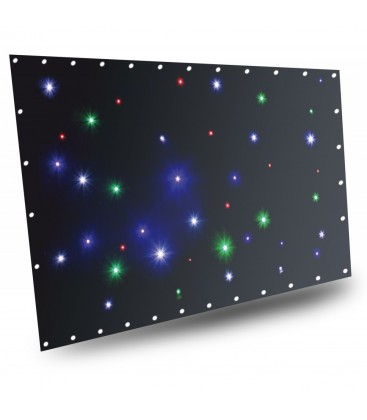SparkleWall LED36 RGBW 1x 2m met controller BeamZ