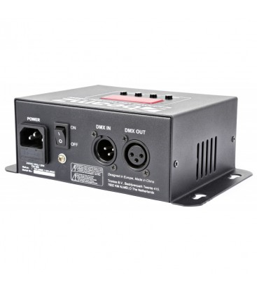 SparkleWall LED96 RGBW 3x 2m met controller beamZ