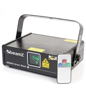 Mimas Laser 50mW Groen Beam DMX IRC