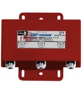 EMP-Centauri DiSEqC switch 1/2 S2/1PCN-W1