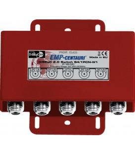 EMP-Centauri DiSEqC switch 1/4 S4/1PCN-W1