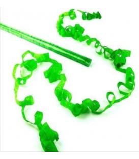 Confetti Tissue Streamers Groen 2cmX5m 24 stuks ECO ProStage