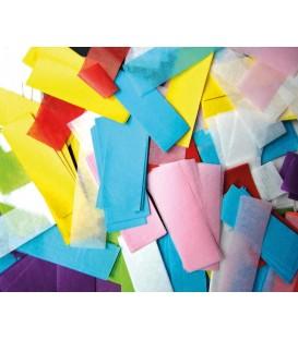Tissue Slow Fall Confetti Multi Collor ECO 2x5cm 1Kg ProStage