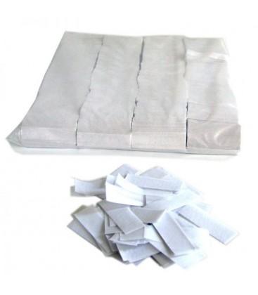 Tissue Slow Fall Confetti Wit ECO 2x5cm 1Kg ProStage