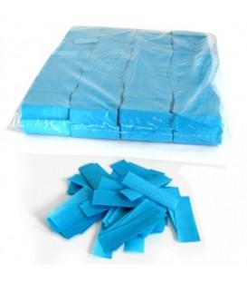 Tissue Slow Fall Confetti Blauw ECO 2x5cm 1Kg ProStage