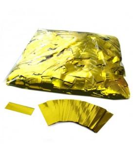Slow Fall Confetti Goud Metalic 2x5cm 1Kg ProStage