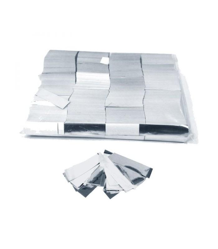 b3ac9e395f3 Slow Fall Confetti Zilver Metalic 2x5cm 1Kg ProStage
