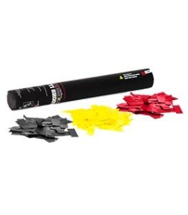Confetti Canon 60cm Manueel Belgium Football ECO ProStage