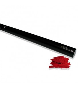 Confetti Canon 60cm Manueel Rood ECO ProStage