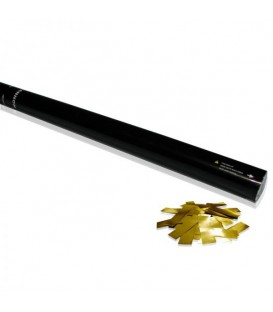 Confetti Canon 60cm Manueel Goud Metalic ProStage
