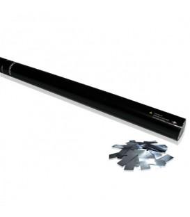 Confetti Canon 60cm Manueel Zilver Metalic ProStage