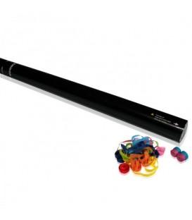 Confetti Canon 60cm Manueel Streamers Multicolor ECO ProStage