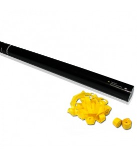 Confetti Canon 60cm Manueel Streamers Geel ECO ProStage