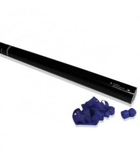 Confetti Canon 60cm Manueel Streamers Blauw ECO ProStage