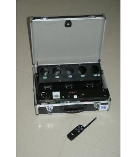 Verhuur 5 Shot Confetti Launcher RF PER DAG