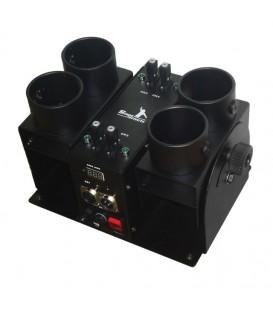 Verhuur 4-Head Confetti Launcher DMX  SE-84430 per/dag T1