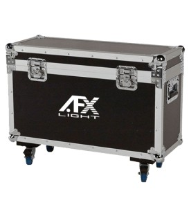 TRANSPORT FLIGHTCASE VOOR 2x SPOT180LED AFX FL-2SPOT180
