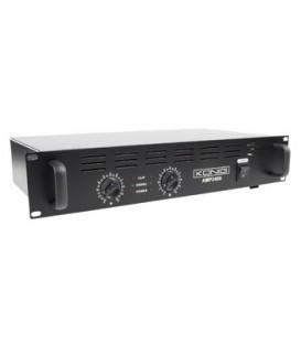 PA versterker 2 x 120watt PA-AMP2400-König