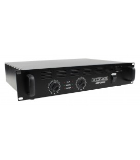 PA versterker 2 x 1000watt PA-AMP20000-König
