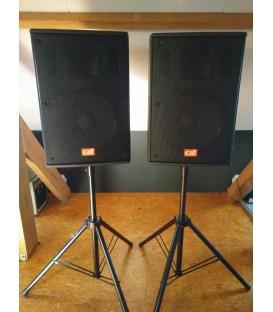 Actieve DJ Set
