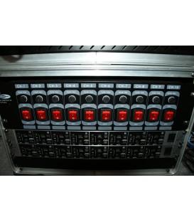Verhuur DJ Switch + 2x Ultra DI in flightcase PER DAG