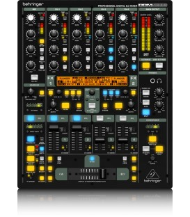 Verhuur DDM4000 DJ Mixer Behringer PER DAG