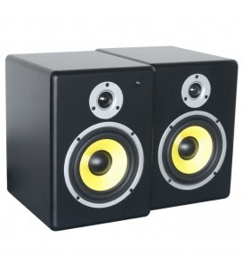 Verhuur Power Dynamics PDSM6 DJ/Studio Monitors PER DAG