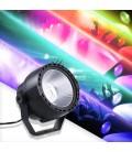 COB Disco Par Light 30W LED 3-in-1 RGB + IR